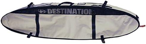 DESTINATION EX AIR TRAVEL 12mm PAD YKK#10 ZIP【EX-COFFIN】9'0