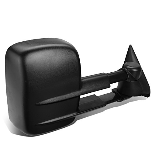 For Chevy Silverado/GMC Sierra Manual Adjustment/Telescoping Towing Side Mirror (Right/Passenger)