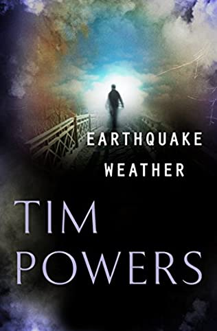 book cover of Earthquake Weather