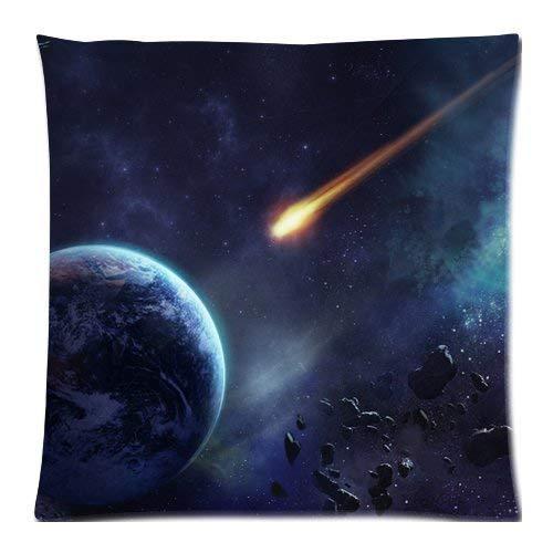 Jxrodekz Meteorito Tierra Planeta Piedra Púrpura Galaxia ...