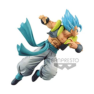 Banpresto Dragonball Super Chosenshi Retsuden Vol.5 (A: Super Saiyan God Super Saiyan Gogeta), Multicolor: Toys & Games