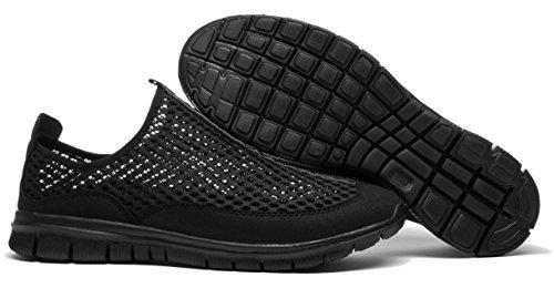cusselen s lightweight slip on mesh sneakers