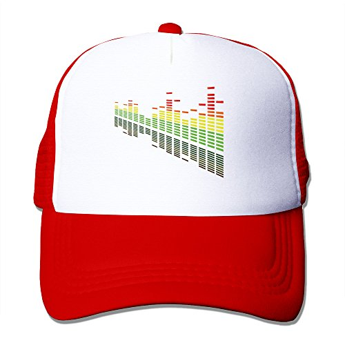 Shadow Knitting Patterns (LKSJSADJ Cocktail DJ Shadow Dubai DJ Sun Remix Adjustable Hats Red)