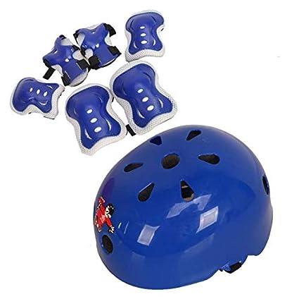Casco de skate para niños Equipo de protección Conjunto de casco ...