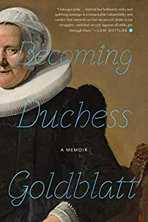 Book Cover: Becoming Duchess Goldblatt