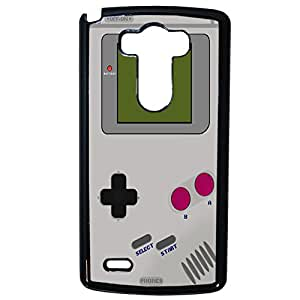 Lapinette COQUE-G4-STYLUS-GAME-BOY - Funda para LG G4 Stylus, diseño Game Boy