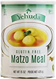 Yehuda Gluten Free Matzo Meal, 15 Ounce