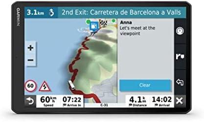 Garmin Camper 1090, navegador GPS de 10