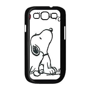 Snoopy Hard Case Cover Skin For Samsung Galaxy S3 KHR-U1570938
