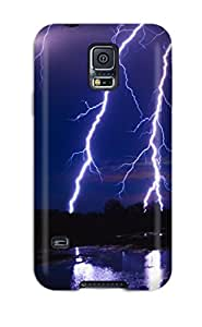 OXuPDPG3432Wsmbq Case Cover Lightning Galaxy S5 Protective Case