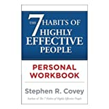 img - for The 7 Habits of Highly Effective People Personal Workbook book / textbook / text book