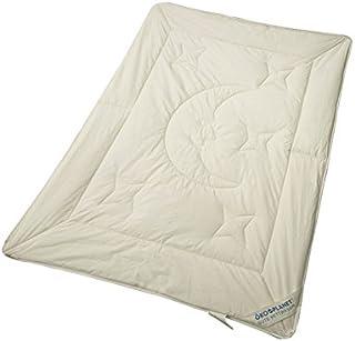 ÖKO Planet Babybettdecke Medium Baumwolle/Kapok 100 x 135 cm, ganzjährig geeignete, schadstoffgeprüft, waschbar