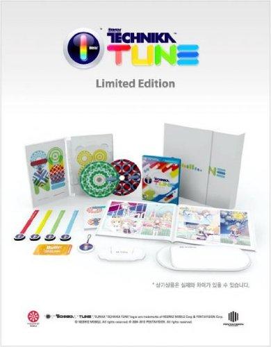 DJMax Technika Tune Limited Edition for PS Vita [Import]