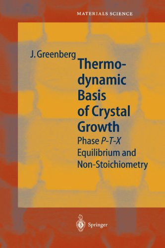 Thermodynamic Basis of Crystal Growth: P-T-X Phase Equilibrium and Non-Stoichiometry (Springer Series in Materials Science)