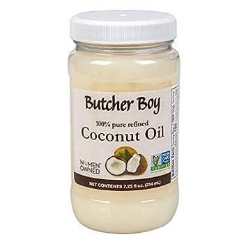 Butcher Boy Pure Refined 7.25-oz Coconut Oil