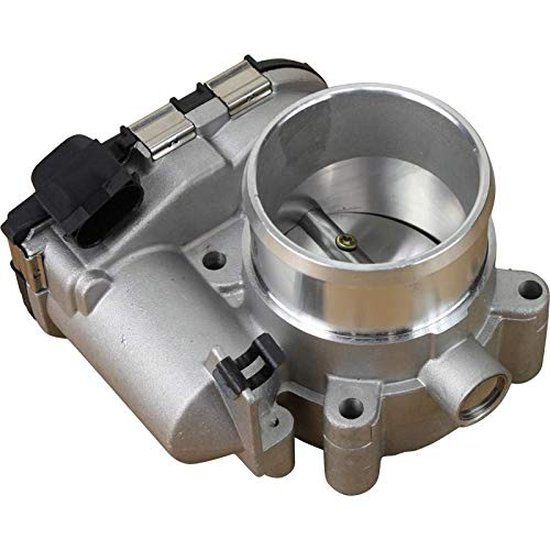 Brand New Throttle Body For 2003-2005 Mercedes-Benz C230 A2711410025 Oem Fit - Throttle Mercedes Benz Body