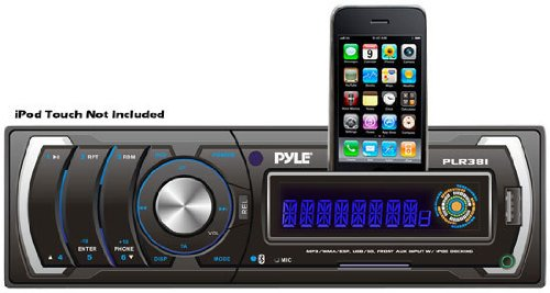 AM/FM/MP3/WMA Deahabe Fae Paye W/ USB/SD Reade & Ipod Iefae by Pyle