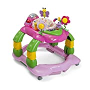 Delta Children Lil Playstation II 3-in-1 Activity Center, Pink
