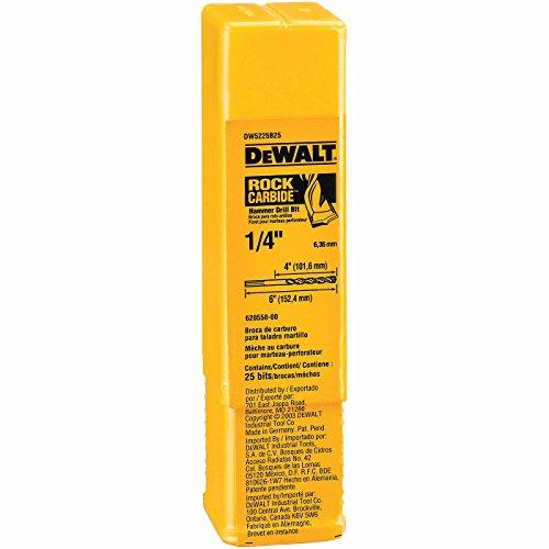 DeWalt DW5225B25 DeWalt 1/4