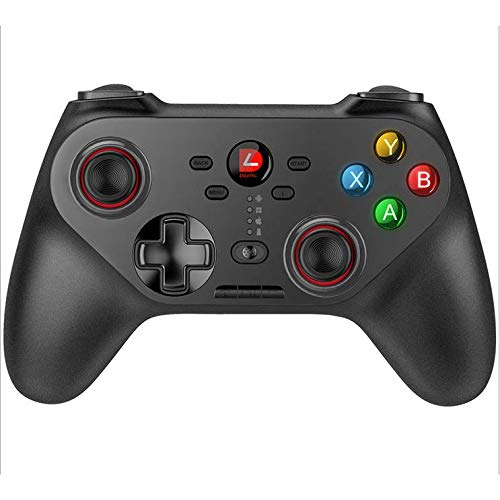 LYXF Wireless 2.4G Bluetooth Gamepad Controller Support Android iOS/PC / PS3 / Windows Game Boy Emulator