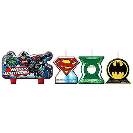 Amazon.com: Relleno de aventura Liga de la Justicia Set de ...