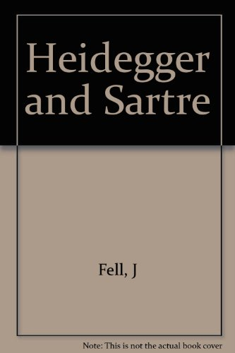 heidegger und sartre an essay on being and place
