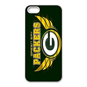 Green Bay Packers Cell Phone Case for iPhone 5S by runtopwell