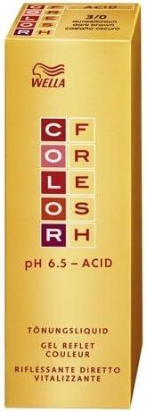 Tinte Wella Color Fresh 6/34. 75 ml: Amazon.es: Belleza