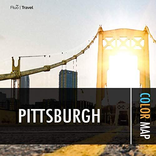 Pittsburgh Color Map