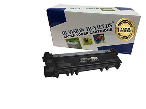 HI-VISION Compatible (1,200 Page) Dell E310dw/ E514dw/ E515dw/ E515dn (593-BBKC, 2RMPM) Standard Yield Black Toner Cartridge Replacement (1 Pack)
