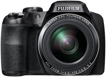 Fujifilm FinePix S8200 - Cámara compacta de 16.2 MP (Pantalla de 3 ...