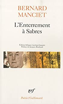 L'enterrement à Sabres par Manciet