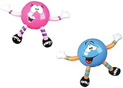 Emoji Face Squeeze Balls Play Kreative TM