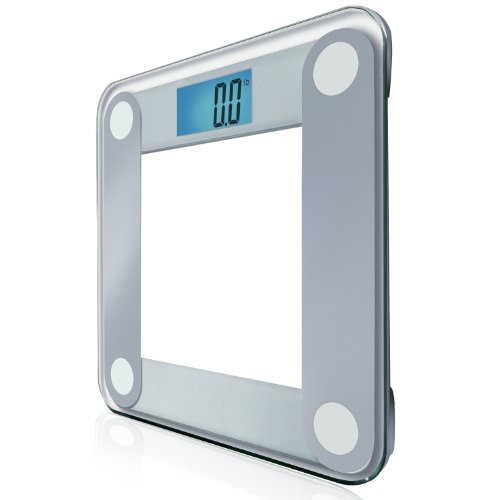 Bathroom Digital Scales: EatSmart Precision Digital Bathroom Scale With Extra Large