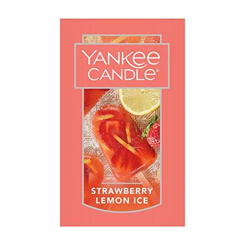 Yankee Candle Car Vent Stick, Strawberry Lemon Ice