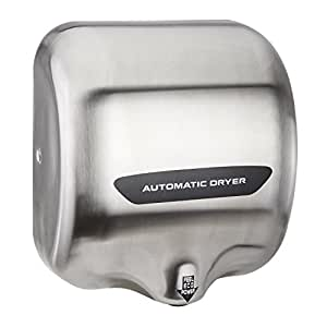 Tek Motion Premium Quality Heavy Duty 1800w Stainless Steel Commercial Hand Dryer Durable