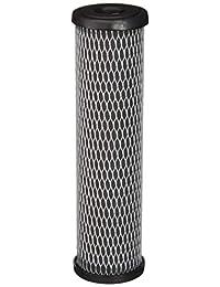 "(Paquete de 2) Pentek C-1 Filtros de agua de carbono (9.75 ""x 2.5"")"