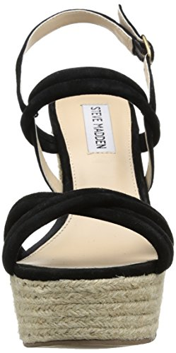 Sandaler Womens Sort Nayomi Kile Steve Madden ARAq0