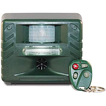 Amazon Com Alpek Remote Ultrasonic Outdoor Animal