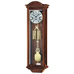 Regulator wall clock, 8 day running time from AMS AM R2672/1