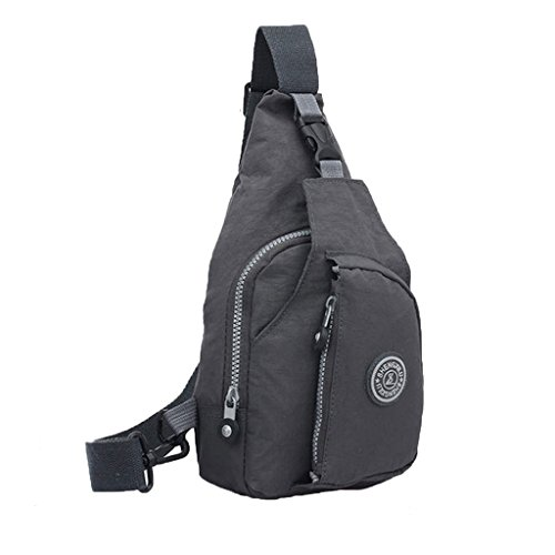Women Casual Sports Backpack(Gray) - 5