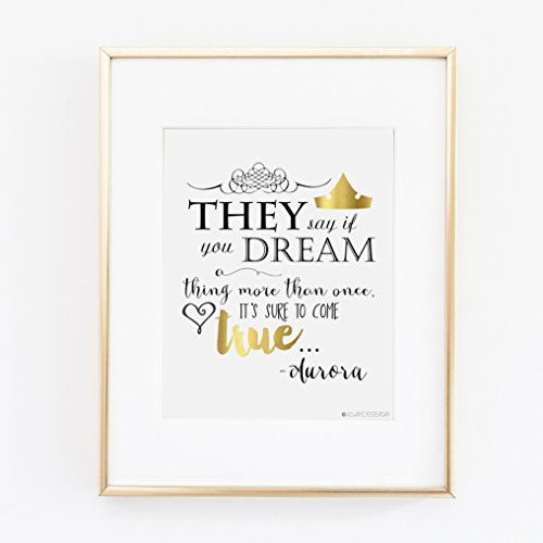 Amazon.com  Disney Princess Quote  9df8314e3c1