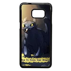 Samsung Galaxy S6 Edge Plus Cell Phone Case Black How To Train Your Dragon Carton F6542443