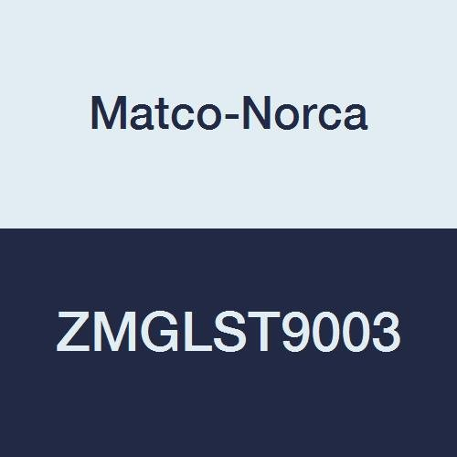Matco-Norca ZMGLST9003 Galvanized Malleable Iron 90 Street Elbow, 1/2