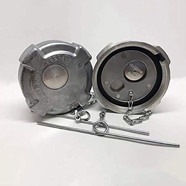 Non Locking Screw In Fuel Petrol Diesel Cap Fits VW AMAROK 2010/>