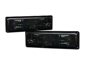 Amazon.com: SMOKE CLEAR LENS SIGNAL BUMPER LIGHTS LAMPS DY