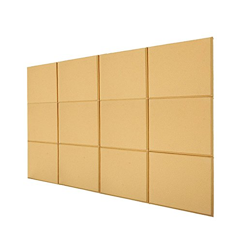bqlzr-30x30x25cm-light-yellow-a-type-fiberglass-acoustic-home-studio-soundproof-sound-absorbing-pane