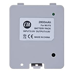 Wii Fit Rechargeable Battery Pack for Balance Board - Standard Edition