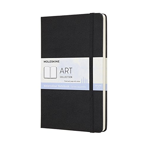 Moleskine Art Notebook, Hard Cover, Large (5