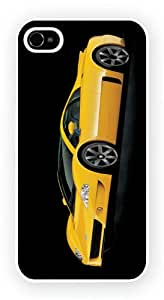 Volkswagen W12 Nardo Yellow iPhone 5 / 5s Funda Para Móvil Case Cover
